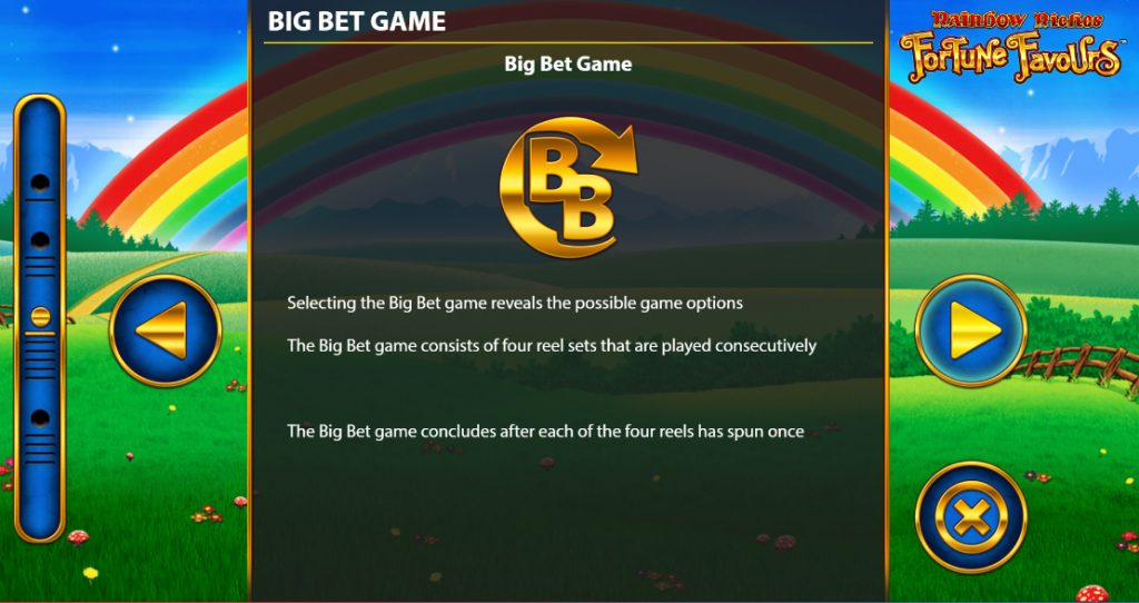 Rainbow-Riches-Fortune-Favours-big-bet-game